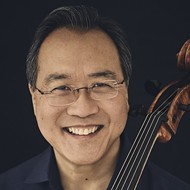 Sold Out Crowd Will Enjoy Yo-Yo Ma Performing Johann Sebastian Bach Suite in San Antonio