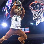 Spurs' Coyote Named the 'Most Terrifying Sports Mascot' in Texas