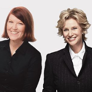 <i>The Office</i>'s Kate Flannery, <i>Glee</i>'s Jane Lynch Heading to San Antonio This Fall