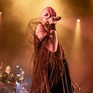 Garbage Decimated the Aztec Theatre Sunday Evening