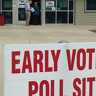 Early Voting in San Antonio's Runoff Election Exceeds Early Vote Totals for the May Citywide Election