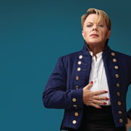 Gender-Bending Comedian Eddie Izzard Brings New Comedy Act to the Majestic