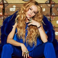 Iconic Latin Star Paulina Rubio Bringing Her Anthemic Pop to San Antonio