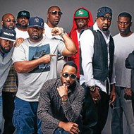 Raise Them Ws: Wu-Tang Is Coming to San Antonio This Fall