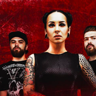 Jinjer is Still Playing San Antonio Despite River City Rockfest's Postponement