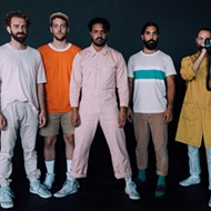 Young the Giant Taking Over Whitewater Amphitheater with Indie-Pop Rock Sound