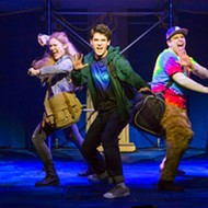 Percy Jackson Book <i>The Lightning Thief</i>, Written By San Antonio Author, Reimagined as Musical at the Tobin
