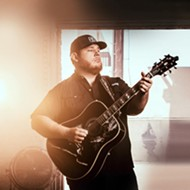 'Beautiful Crazy' Singer Luke Combs Returns to San Antonio for a Show at the AT&T Center
