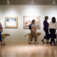 Multisensory Tours at the San Antonio Museum of Art Invite People With Visual Impairments to Touch, Smell, Hear Art