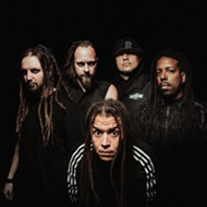 Nu-Metal Vets Nonpoint Descend Upon San Antonio This September