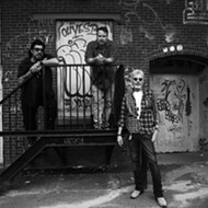 Billy Bob Thornton & the Boxmasters Bring Rock 'N' Roll, Hillbilly Swing to Gruene Hall