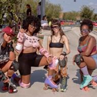 Community of Female Skaters Builds in San Antonio Thanks to All-Girls Skate Jam Event