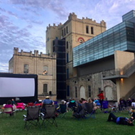 Slab Cinema Hosting Multiple Free Outdoor Movie Screenings This Weekend