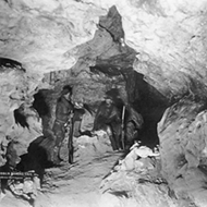 Historic Robber Baron Cave to Open to the Public for the First Time in Two Years
