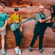 Issues Headlines an Aggressive Pop Roster That Hits the Aztec Theatre in November