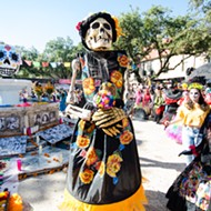 Día de los Muertos Festival Leaving La Villita, Relocating to Hemisfair This Year