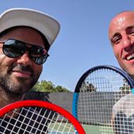 Manu Ginobili, Tony Parker Spent Labor Day Playing Tennis Together