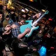 San Antonio Music Showcase Spotlight: James Woodard of The Grasshopper Lies Heavy