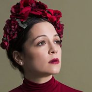 Mexico City's Natalia Lafourcade Bringing Pop-Rock Sounds to the Aztec