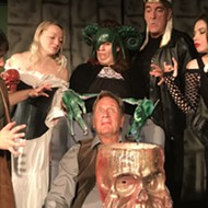 The Overtime Theater Presents Original Production 'LoveCraft: The Musical'
