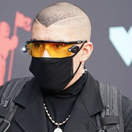Bad Bunny Bringing Latin Trap, Reggaeton Sounds to Freeman Coliseum