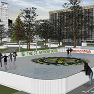 Pop-Up Ice Skating Rink to Open at Travis Park Next Month
