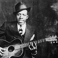 Tex Pop and the San Antonio Blues Society Honor Delta Blues Giant Robert Johnson This Saturday