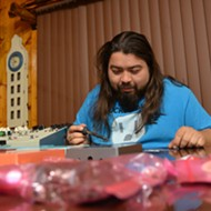 Painting with Sound: Art Hernandez's Ruckus Audio Pedals Builds Effects Prized By San Antonio Guitar Gurus