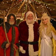 Christkindlmarkt Returns to New Braunfels for a German-Style Holiday Market, Celebration at Schlitterbahn Resort