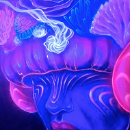 Christmas-Themed Blacklight Art Show Taking Over Híjole SA This Weekend
