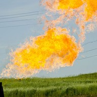 Lawsuit, Environmentalists Take Aim at Texas Railroad Commission's Lax Enforcement of Gas Flaring Rules