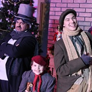 Get in the Spirit with Woodlawn Theatre's Production of <i>A Christmas Carol, the Musical</i>