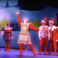 <i>Elf on the Shelf: A Christmas Musical</i> is Coming to San Antonio, and It's Just As Horrifying As It Sounds