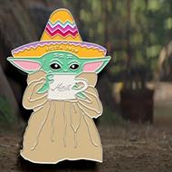 Merit Coffee Announces Adorable Baby Yoda Fiesta Medal
