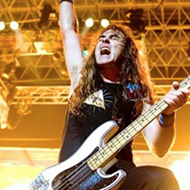 Iron Maiden Bassist Steve Harris Bringing Other Project British Lion to San Antonio