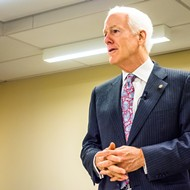John Cornyn Tells CBS's <i>Face the Nation</i> Trump's Pressure on Ukraine 'Certainly Not a Crime'