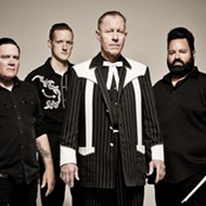 Reverend Horton Heat, Flaco Jimenez and Piñata Protest Taking Over Paper Tiger in March