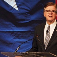 Texas Lt. Gov. Dan Patrick Threatens to Change Rules for Legislation if Democrats Win More Senate Seats