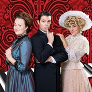 The Public Theater of San Antonio Gets Morbid for Valentine's Day with <i>A Gentleman's Guide to Love and Murder</i>
