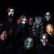 Slipknot Returns To Texas with Code Orange, A Day to Remember and Underoath