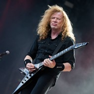 Megadeth, Lamb of God, Trivium and In Flames Are Headed to Texas