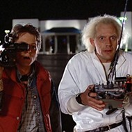 Celebrate Valentine's Day with Marty McFly and the San Antonio Symphony at a Live Concert Performance of <i>Back to the Future</i>