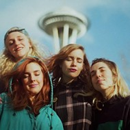 Catch That Indie Sound When Chastity Belt Plays Paper Tiger