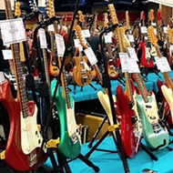 Alamo City Guitar Bazaar Brings Vendors, Collectors and Musicians to San Antonio for Annual Market