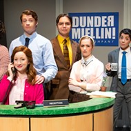 Relive <i>The Office</i> When An Unauthorized Musical Parody of the Hit Comedy Stops in San Antonio