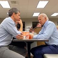 Joe Biden Celebrates Beto O'Rourke Endorsement with Visit to Whataburger