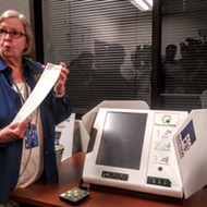 Despite Glitches at Some Polling Places, 42,000 Bexar Residents Have Cast Ballots So Far