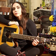 Girl in a Coma Frontwoman Nina Díaz Has Moved Back to San Antonio and Will Perform Solo Gig