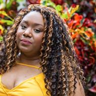 San Antonio Poet Laureate Andrea 'Vocab' Sanderson Announces Online National Poetry Month Celebrations