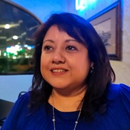 Glitter Political: Local Democratic Party Chairwoman Monica Alcántara Aims to Unite Party Amid a New Political Normal